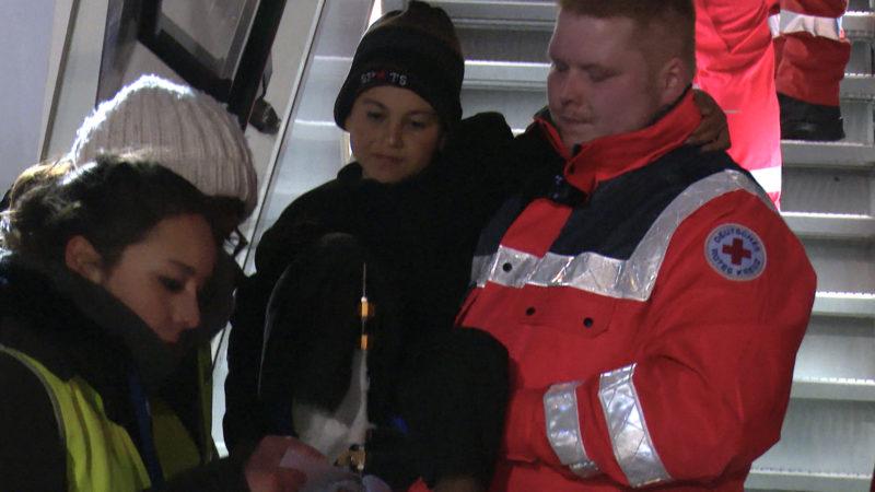 Hilfe für Kinder aus Krisenländern (Foto: SAT.1 NRW)