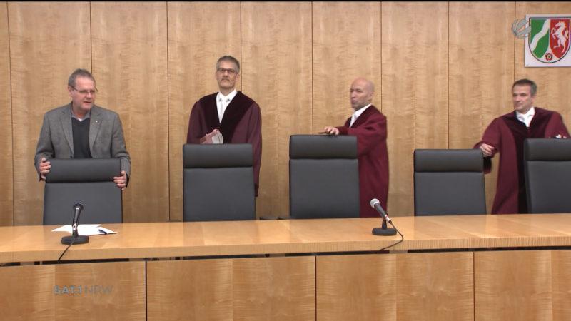 Gericht verhandelt über Gmail-Klage (Foto: SAT.1 NRW)