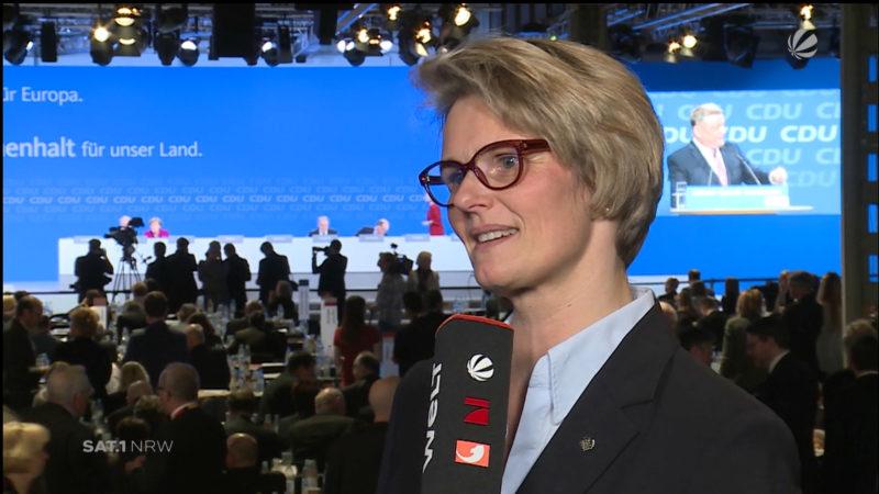 CDU stimmt für Koalitionsvertrag (Foto: SAT.1 NRW)