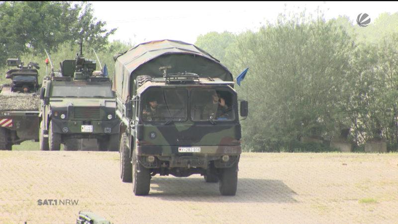 Neue Nato-Zentrale im Rheinland geplant (Foto: SAT.1 NRW)