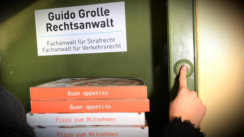 Wenn Pizza zum Albtraum wird (Foto: SAT.1 NRW)