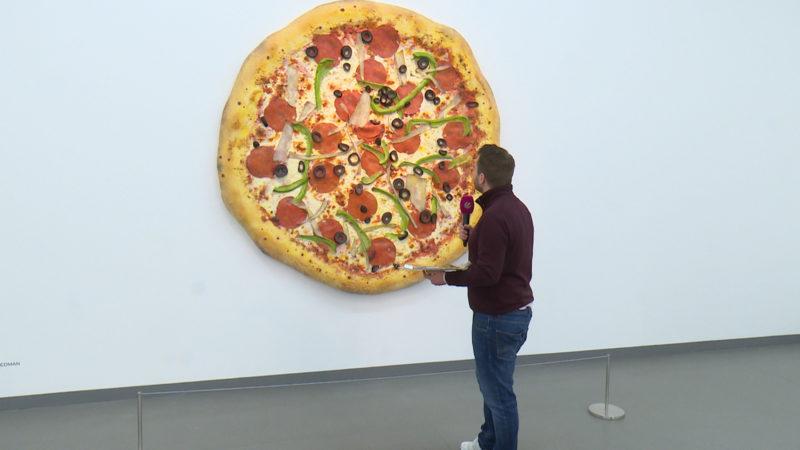 Pizza ist Kunst (Foto: SAT.1 NRW)