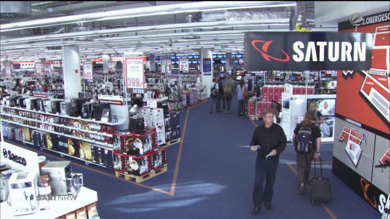 Elektronikhändler in der Krise (Foto: SAT.1 NRW)