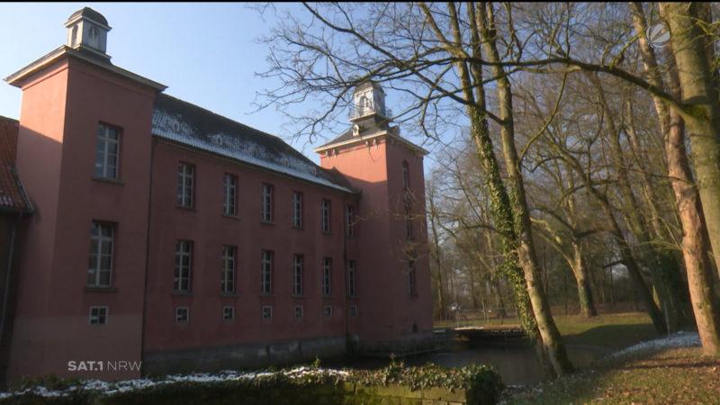 Schloss Kalkum zum Verkauf (Foto: SAT.1 NRW)