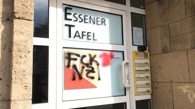 Richtige Entscheidung der Essener Tafel? (Foto: SAT.1 NRW)