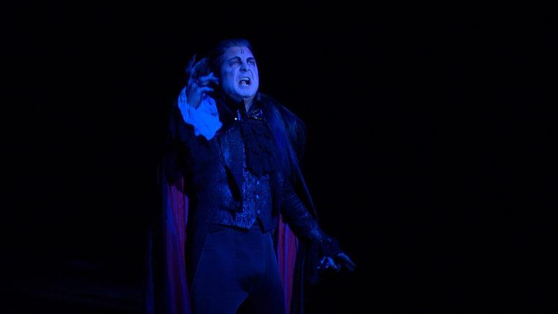 Tanz der Vampire - hinter den Kulissen (Foto: SAT.1 NRW)