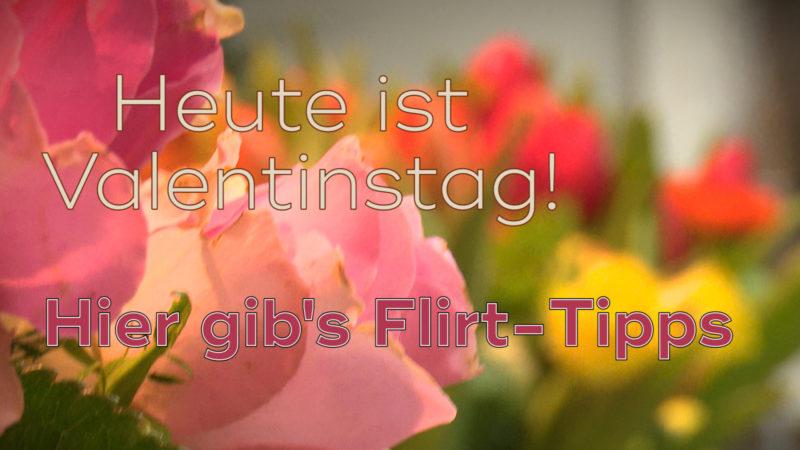 NRW im Flirt-Fieber! Hier gibt's alle Tipps vom Experten! (Foto: SAT.1 NRW)