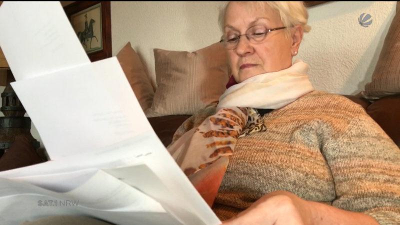 Verstorbene Tochter erhält Briefe (Foto: SAT.1 NRW)