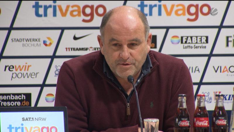 VFL Bochum nach Rausschmiss von Sportchef und Trainer (Foto: SAT.1 NRW)