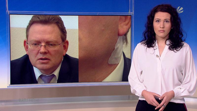 Angriff in Altena: Anklage erhoben (Foto: SAT.1 NRW)