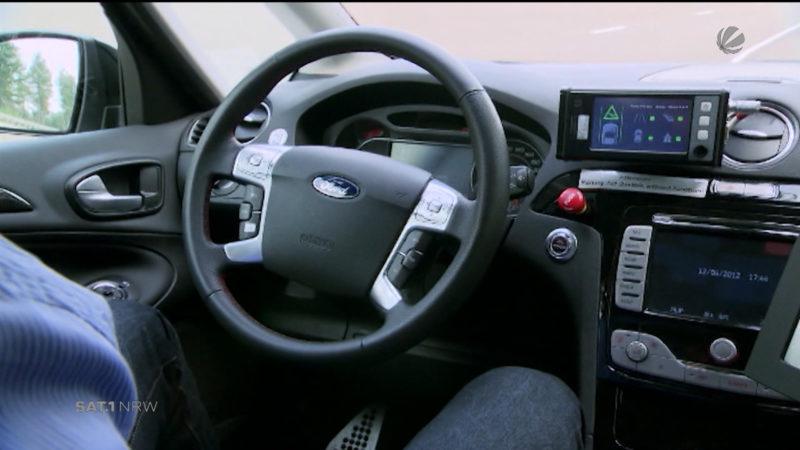 Sauerland: Teststrecke für autonomes Fahren geplant (Foto: SAT.1 NRW)