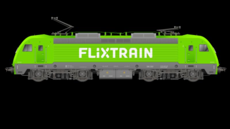 Konkurrenz für die Bahn: Flixtrain (Foto: SAT.1 NRW)