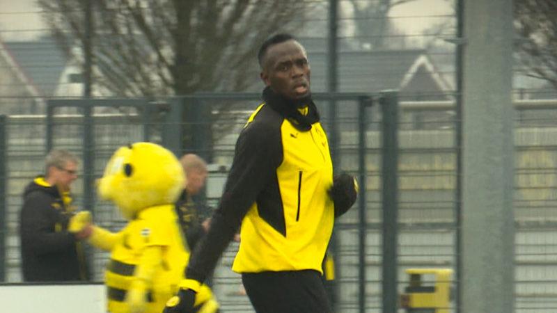 Schnellster Fußballer der Welt? (Foto: SAT.1 NRW)
