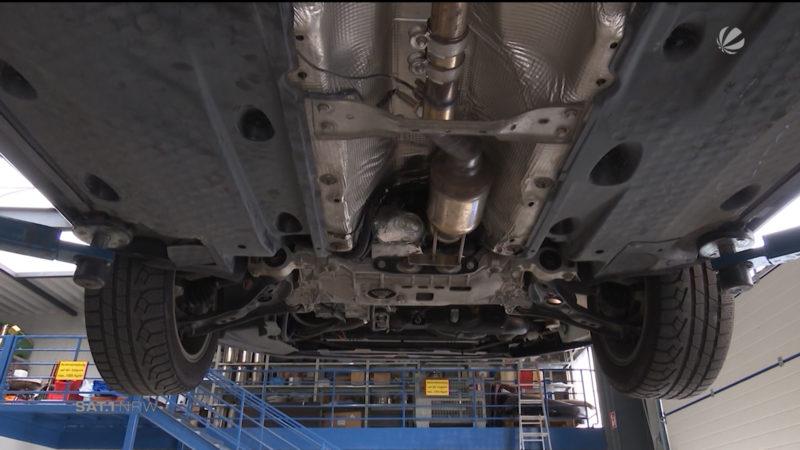Diesel-Pläne von Armin Laschet (Foto: SAT.1 NRW)