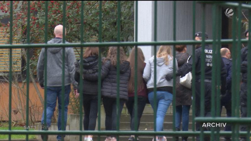Lünen: Eltern gründen Verein gegen Gewalt (Foto: SAT.1 NRW)
