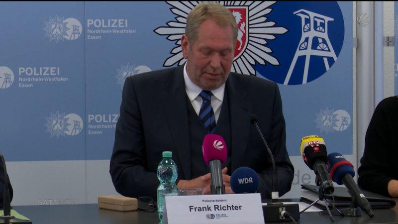 Ermittlungspanne bei der Polizei? (Foto: SAT.1 NRW)