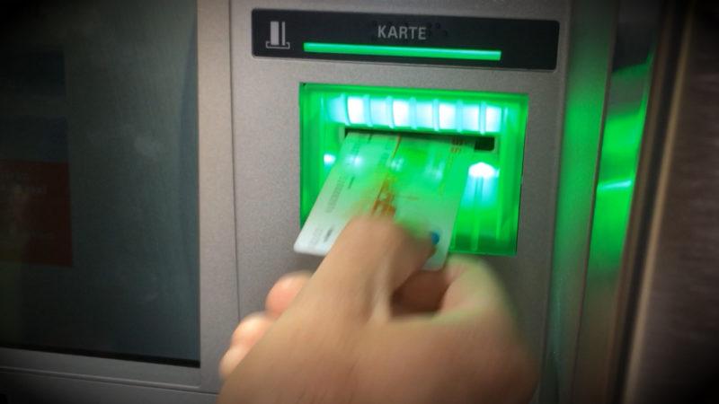 Automatensprenger in Steinhagen (Foto: SAT.1 NRW)