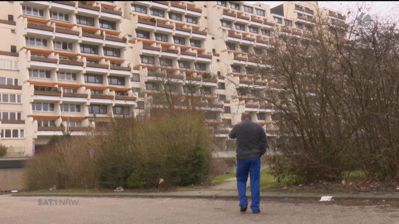 Hannibal: Wohnung geplündert (Foto: SAT.1 NRW)