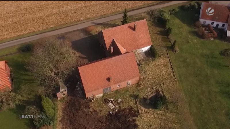 Hille: Drei Leichen auf Höfen entdeckt (Foto: SAT.1 NRW)