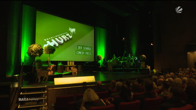 Comedy-Preis HURZ (Foto: SAT.1 NRW)