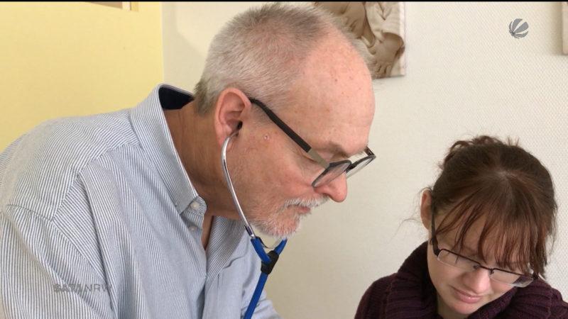Dortmund: Kinderarztpraxen überlastet (Foto: SAT.1 NRW)