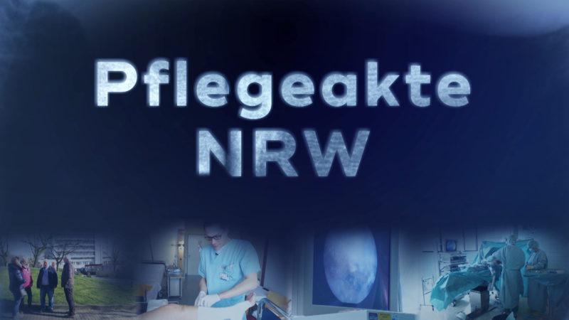 Pflegeakte NRW: Krankenhaushygiene (Foto: SAT.1 NRW)