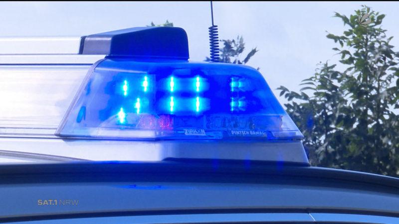 Polizei in NRW kann Rechnungen nicht bezahlen (Foto: SAT.1 NRW)