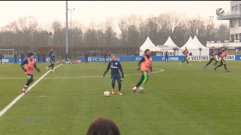 Schalke 04: Neues zu Max Meyer (Foto: SAT.1 NRW)