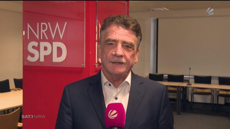 Reaktionen auf SPD-Mitgliederentscheid (Foto: SAT.1 NRW)