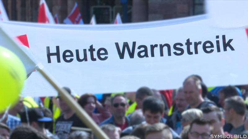 Umfrage: Haben Sie Verständnis für den Streik? (Foto: SAT.1 NRW)