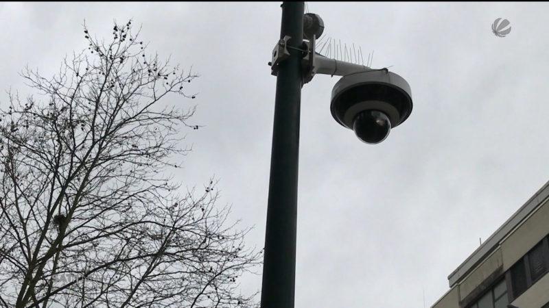 Aachen: Bilanz Videoüberwachung (Foto: SAT.1 NRW)