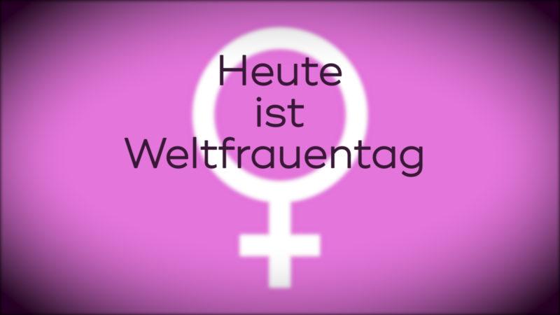 Frauentag in NRW (Foto: SAT.1 NRW)