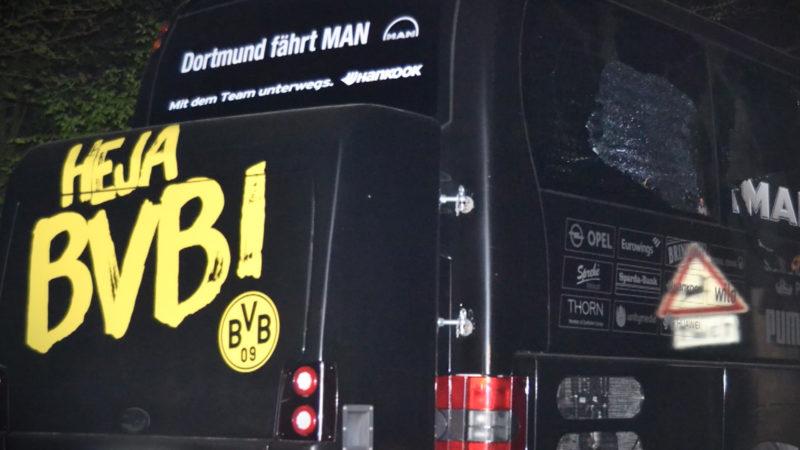 Ein Jahr nach BVB-Anschlag (Foto: SAT.1 NRW)