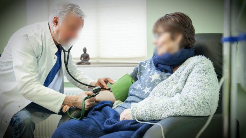 Anklage gegen Heilpraktiker (Foto: SAT.1 NRW)