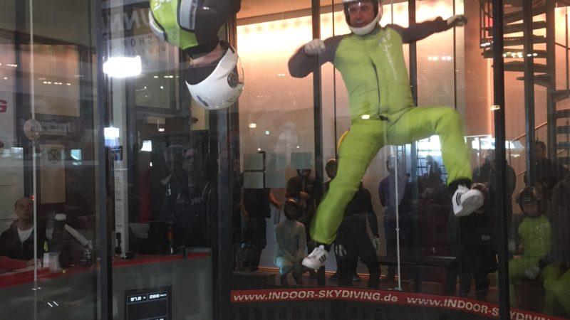 Deutsche Meisterschaft: Skydiving (Foto: SAT.1 NRW)