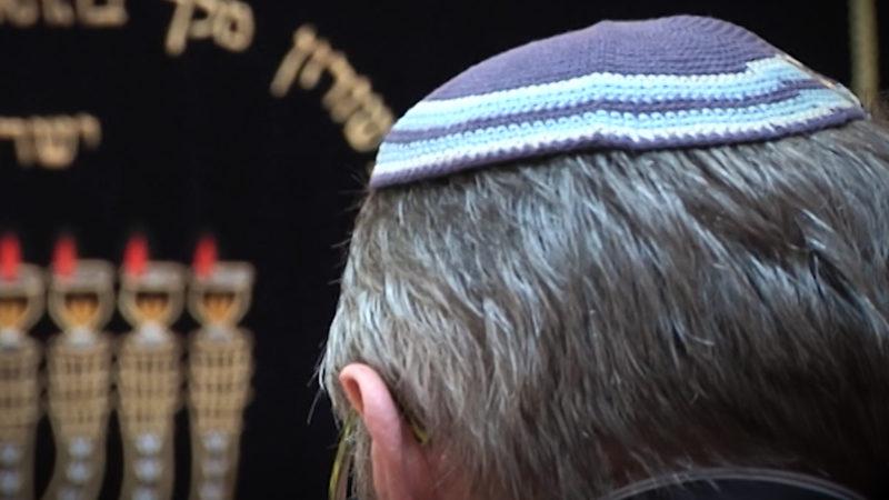 Viele Juden haben Angst (Foto: SAT.1 NRW)