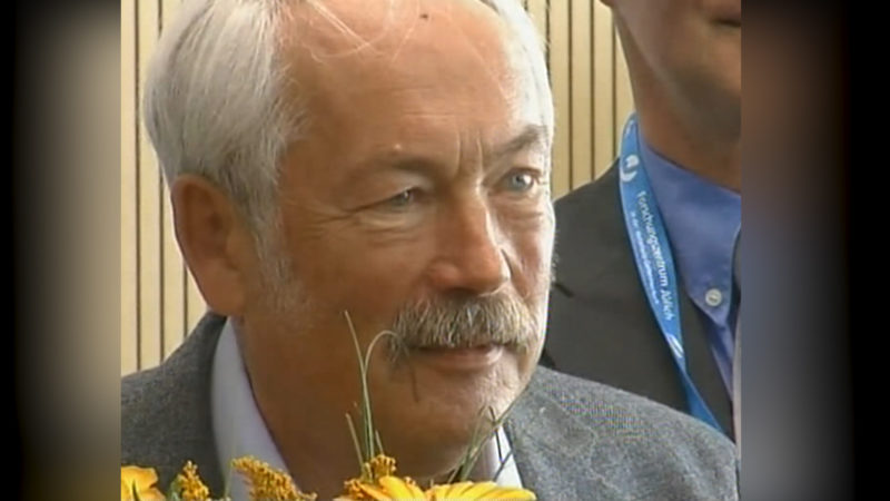 Nobelpreisträger aus NRW tot (Foto: SAT.1 NRW)