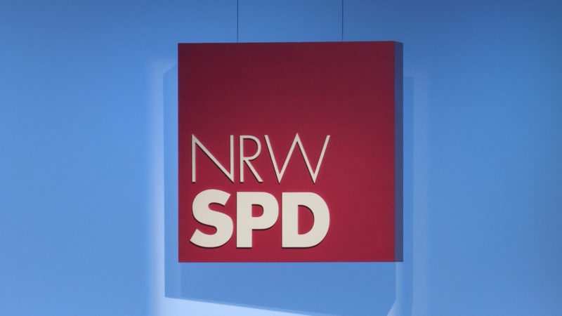 Thomas Kutschaty zur Lage der SPD in NRW (Foto: SAT.1 NRW)