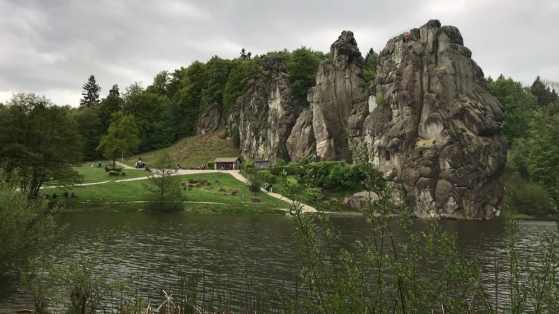 Heilende Steine (Foto: SAT.1 NRW)