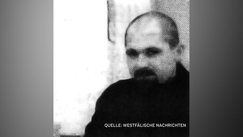 Münster: der Täter (Foto: SAT.1 NRW)
