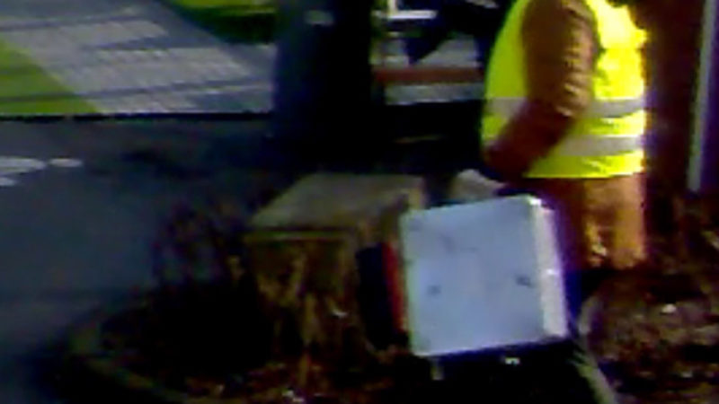 Video: Überfall auf Geldtransporter (Foto: SAT.1 NRW)