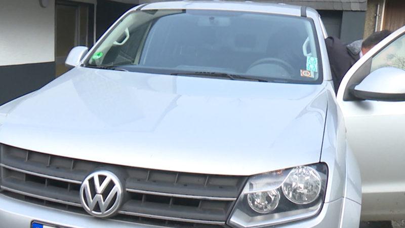 Klage gegen VW (Foto: SAT.1 NRW)