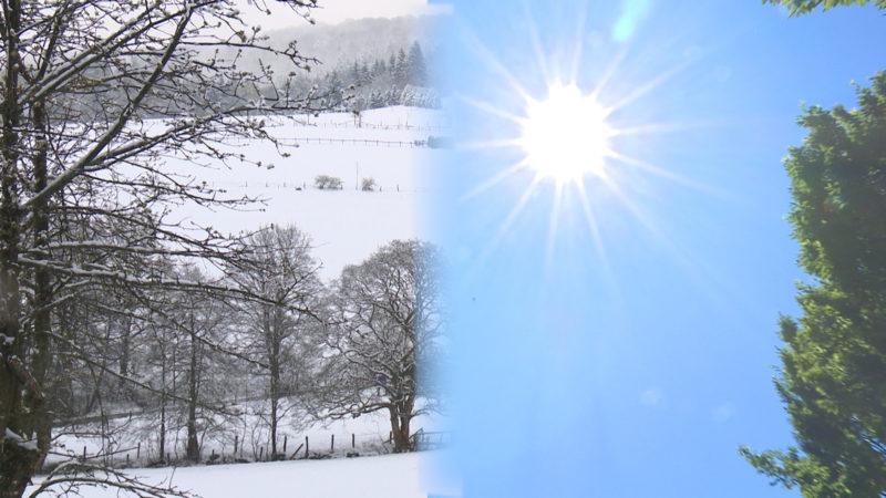 Abkühlug nach Hitzewelle (Foto: SAT.1 NRW)