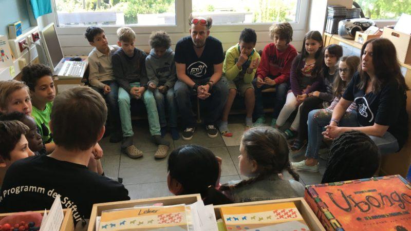 Köln: Stiftung gegen Mobbing (Foto: SAT.1 NRW)