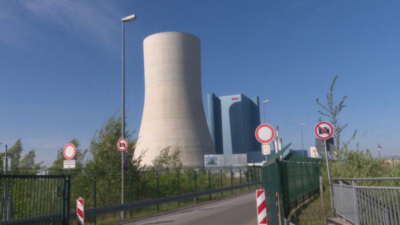 Kraftwerk ohne Kraft (Foto: SAT.1 NRW)