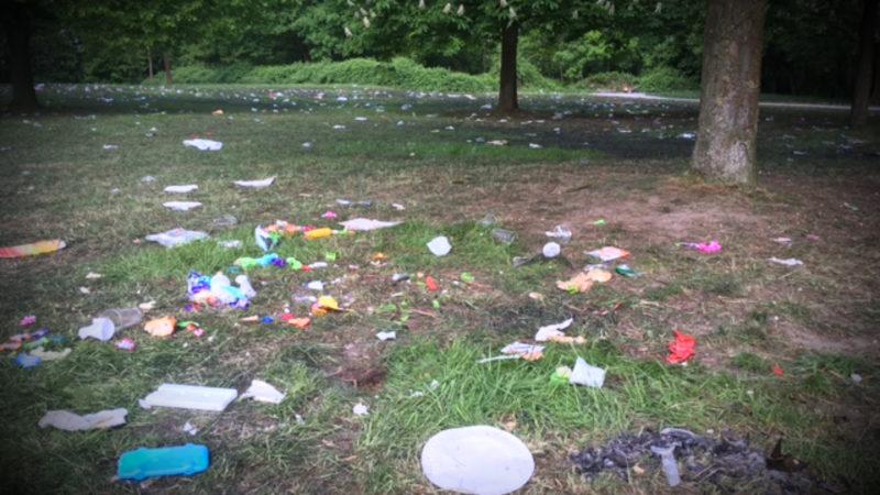 Verbot für Plastik-Geschirr? Stimmen Sie ab! (Foto: SAT.1 NRW)