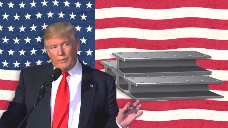 Handelsstreit mit Trump (Foto: SAT.1 NRW)