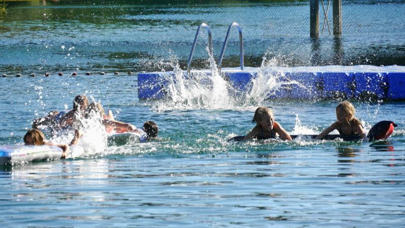 Schwimmunfälle vermeiden - so schützen Sie ihre Kinder (Foto: SAT.1 NRW)