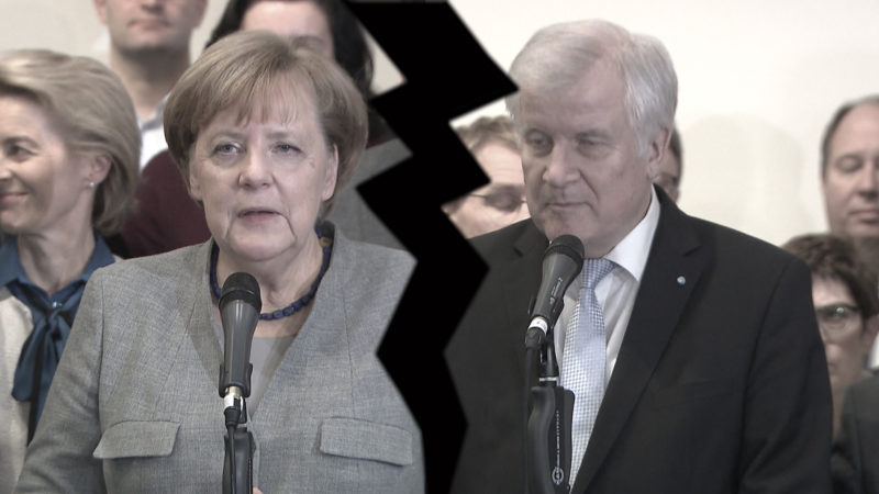 NRW-Reaktionen auf Regierungskrise (Foto: SAT.1 NRW)