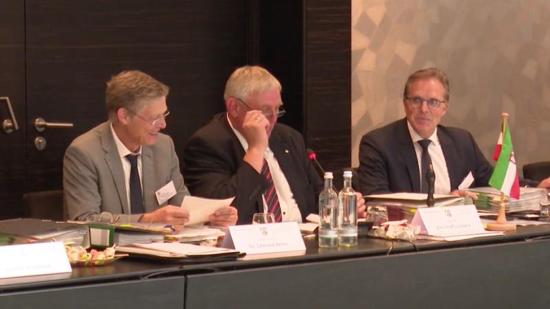 Ergebnisse Gesundheitsministerkonferenz (Foto: SAT.1 NRW)
